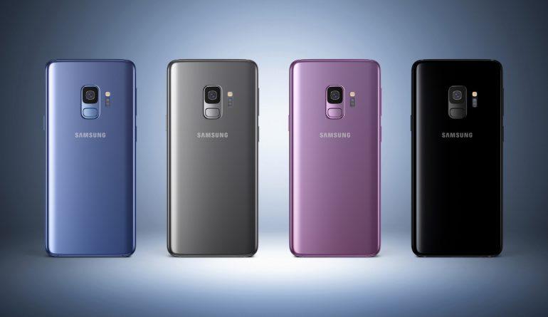 Топ-5 улучшений в Samsung Galaxy s9 и s9+ - камера galaxy s9