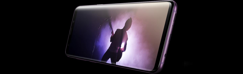 Топ-5 улучшений в Samsung Galaxy s9 и s9+ - музыка на смартфоне