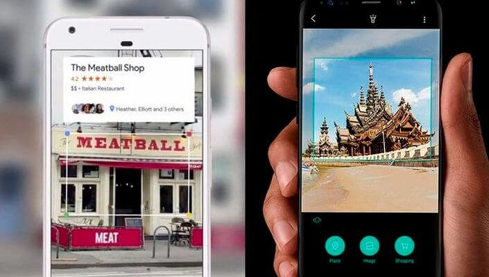 Топ-5 улучшений в Samsung Galaxy s9 и s9+ - распознание объектов