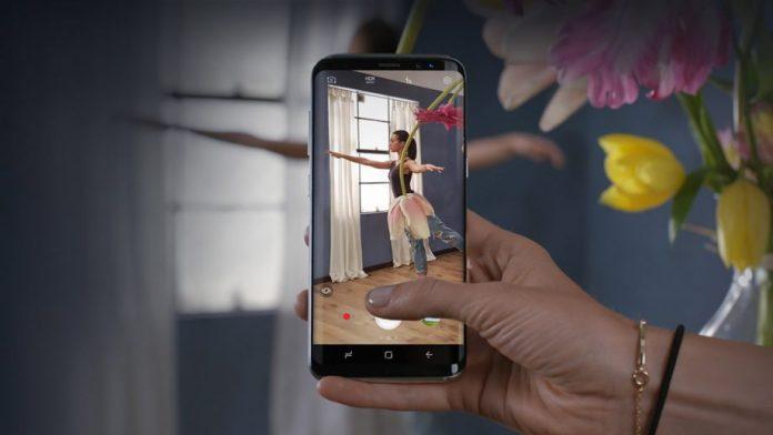 Топ-5 улучшений в Samsung Galaxy s9 и s9+ - съемка на камеру
