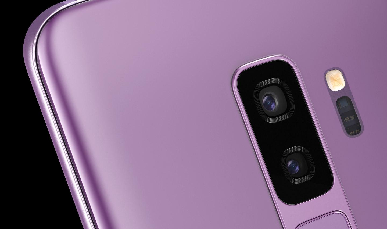 Топ-5 улучшений в Samsung Galaxy s9 и s9+ - сдвоенная камера