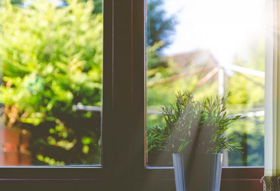 Весна в доме-луч света