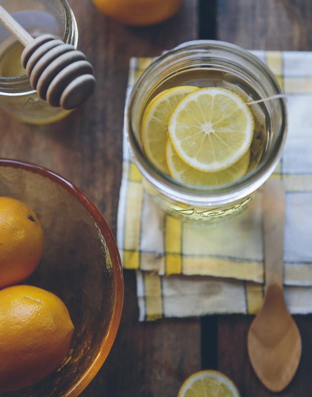 Вода с лимоном-как приготовить