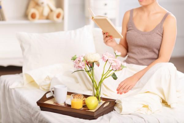 Завтрак в постель-8 марта