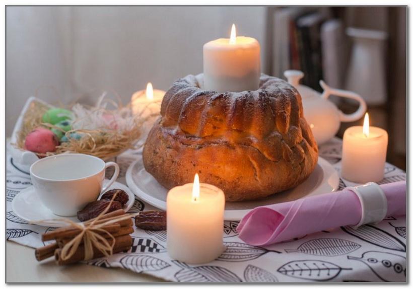 Австрийский пасхальный пирог-фото