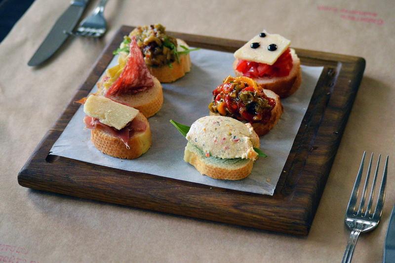 Бутерброды-кулинарный мастер-класс
