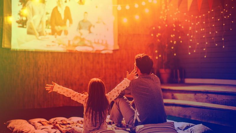 Family-fun night ideas