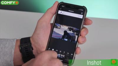Редагування відео Inshot: можливості