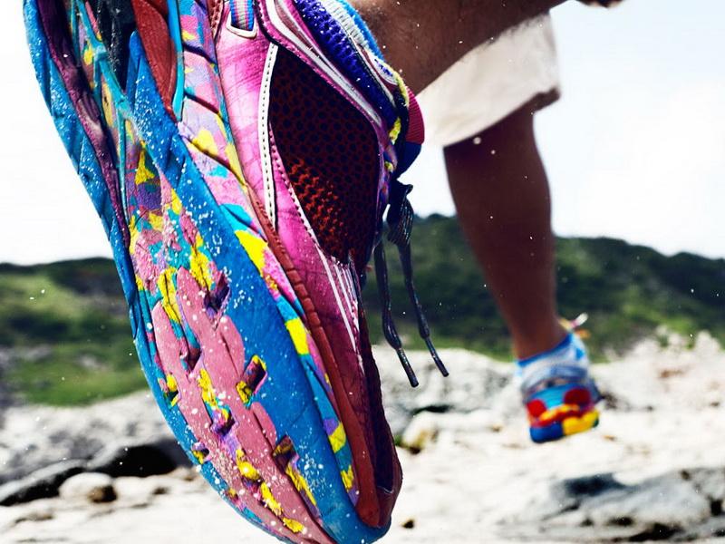 Главная экипировка бегуна-обувь