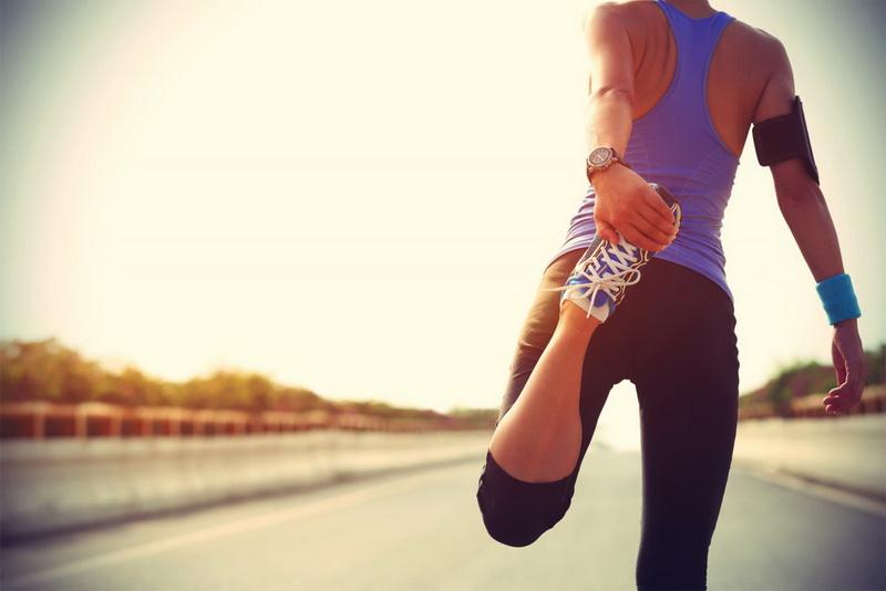Как правильно бегать-разминка