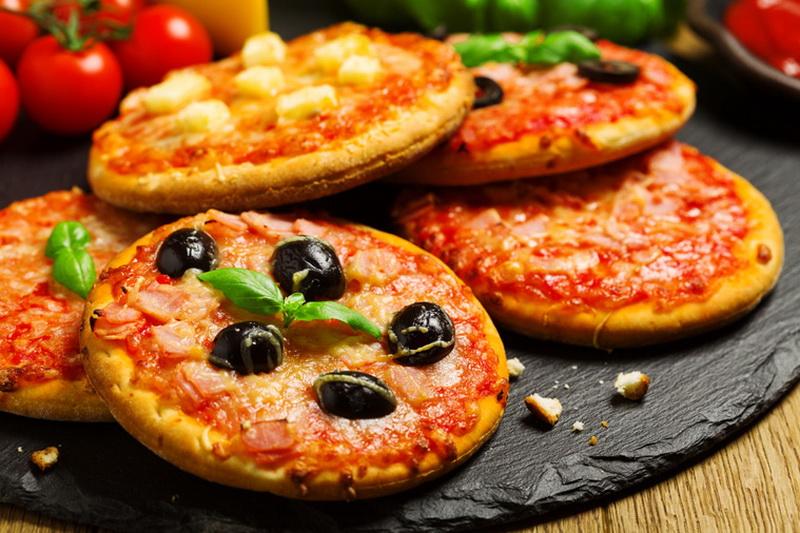 Мини-пицца-варианты