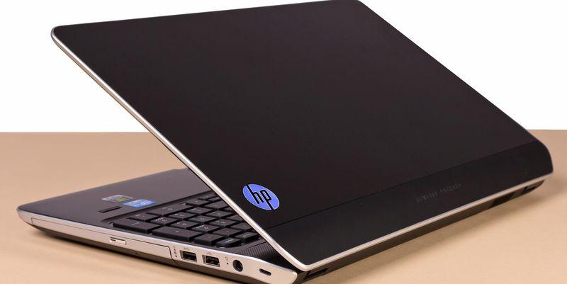 Модельный ряд ноутбуков HP - ноутбук HP