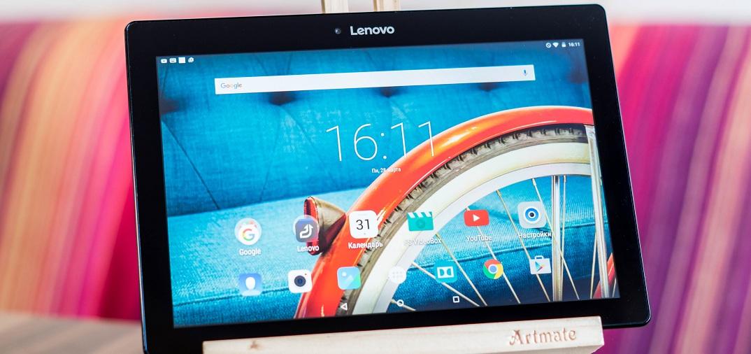 Модельный ряд планшетов Lenovo - планшет Lenovo