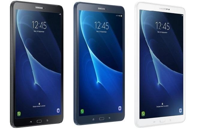 Модельный ряд планшетов Samsung - galaxy tab a 10