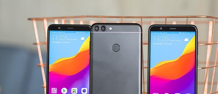 Модельный ряд смартфонов Huawei - huawei P Smart