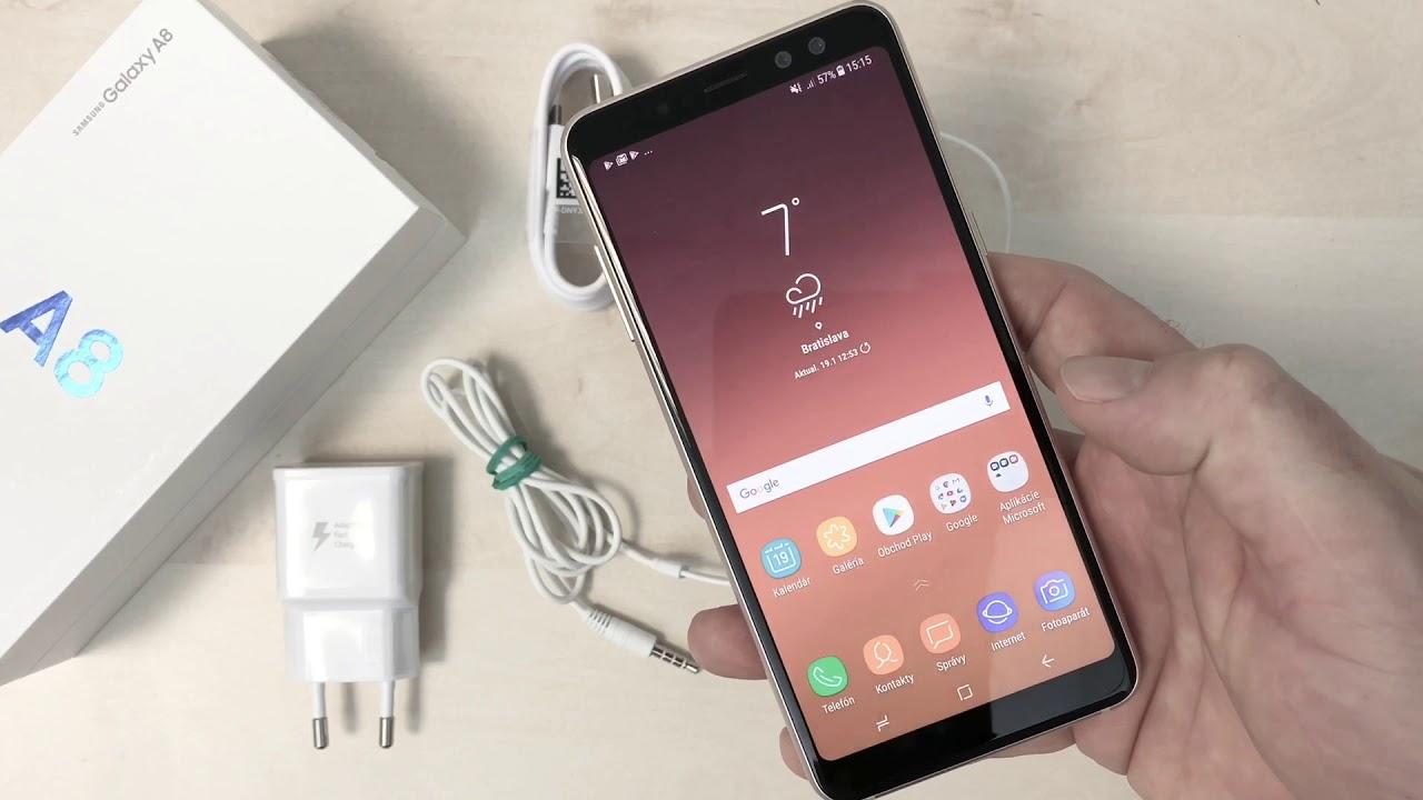 Модельный ряд смартфонов Samsung - samsung galaxy a530