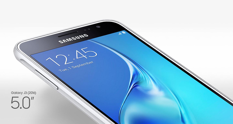 Модельный ряд смартфонов Samsung - samsung galaxy j3 2016