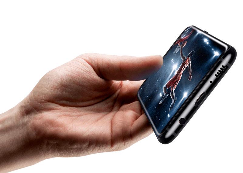 Модельный ряд смартфонов Samsung - samsung galaxy s8+