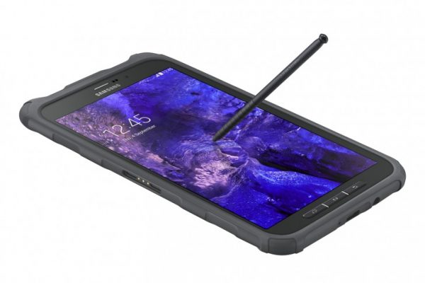 Обзор планшета Samsung Galaxy Tab Active 2 - S-pen в комплекте