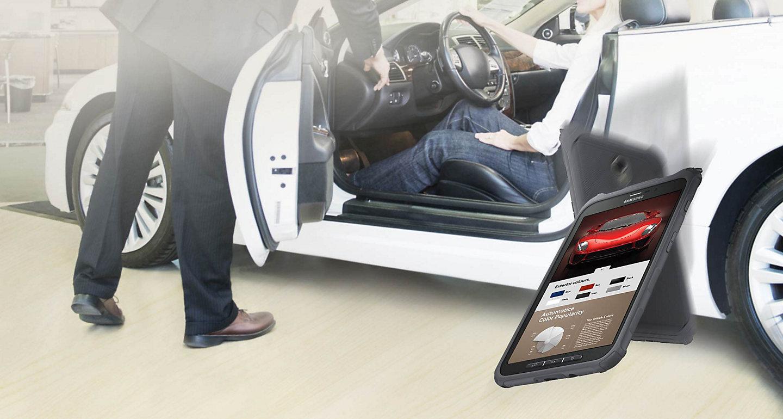 Обзор планшета Samsung Galaxy Tab Active 2 - планшет для бизнес процессов