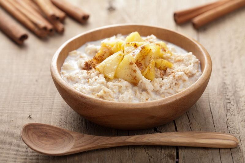 Овсянка-здоровый завтрак
