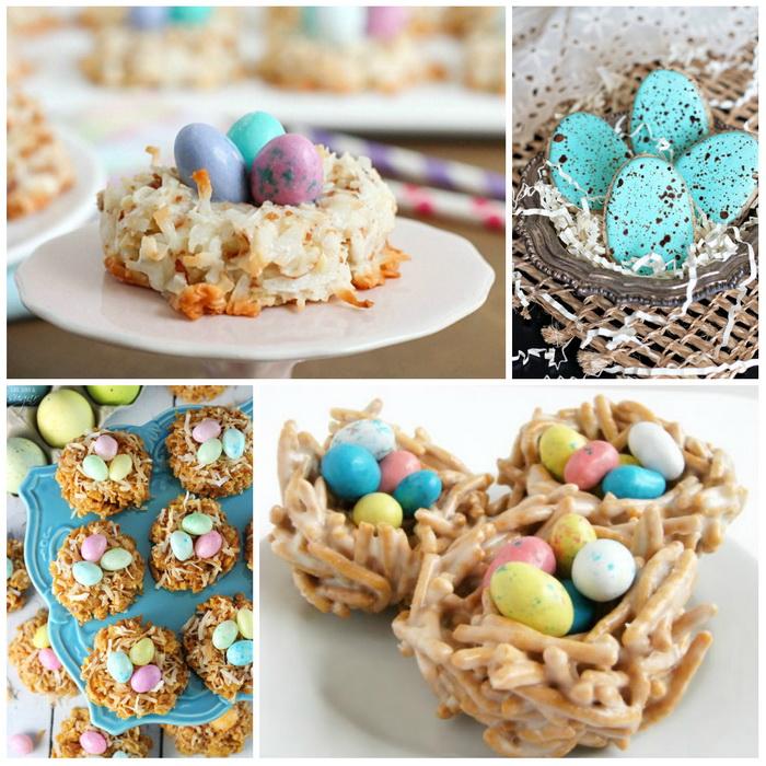 Пасхальные десерты-фото 5