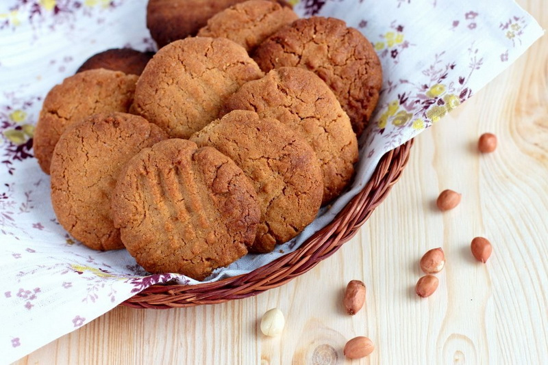 Песочное печенье-рецепт с желтками