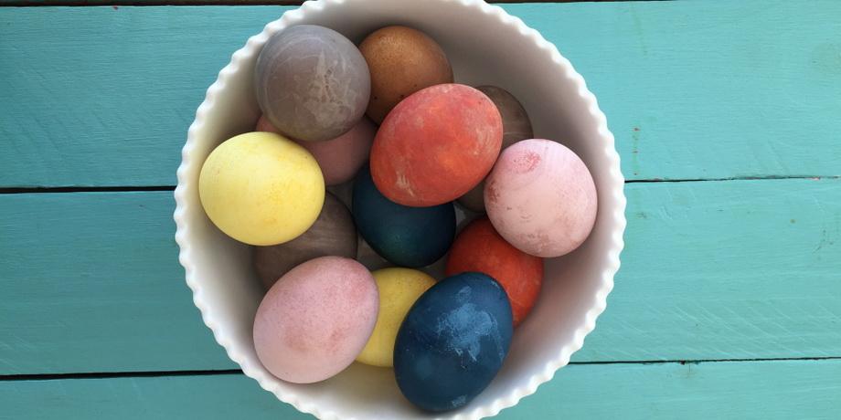 Photo-multi easter eggs