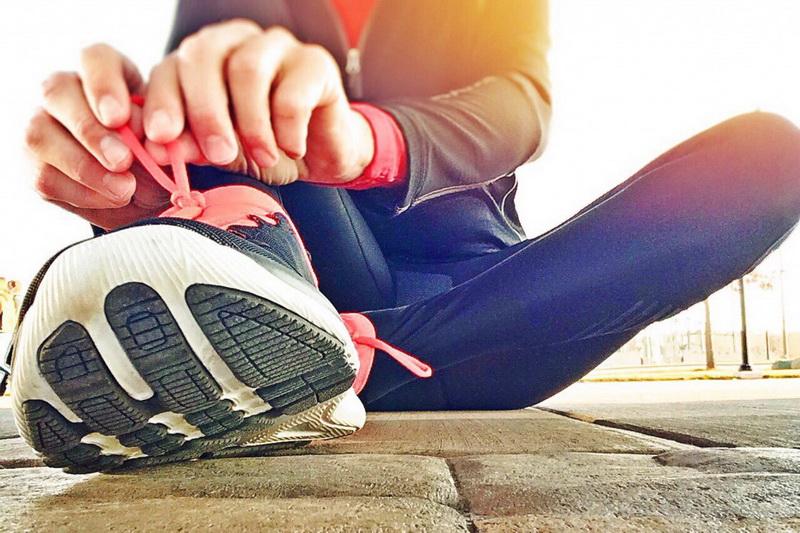 Утренняя пробежка-правильные кроссовки