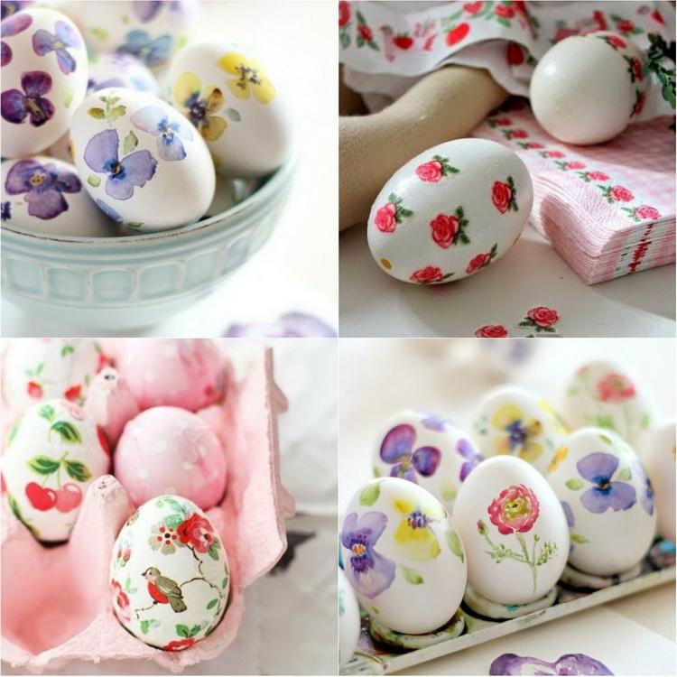 Весеннее настроение-пасхальные яйца