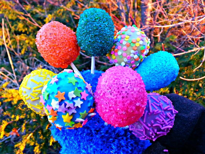 Яркие пасхальные яйца-фото 1
