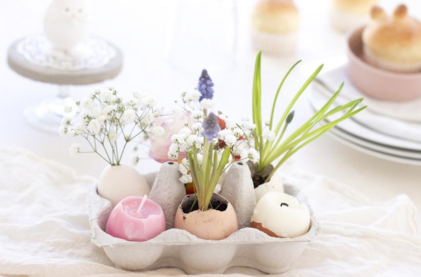 Яйца-вазы идеи