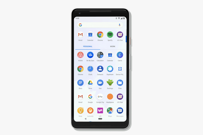 Android P-Overview