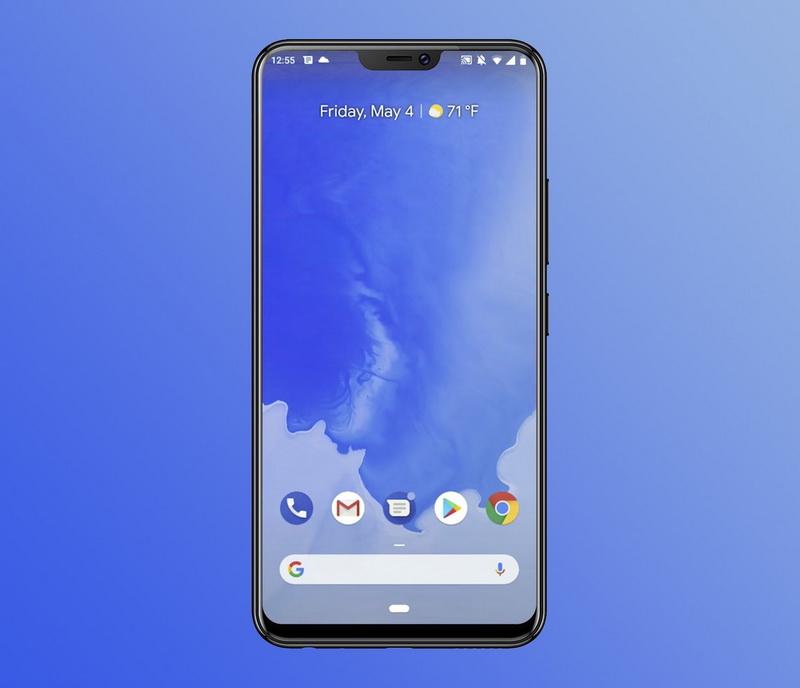 Android P-поддерживаемые смартфоны