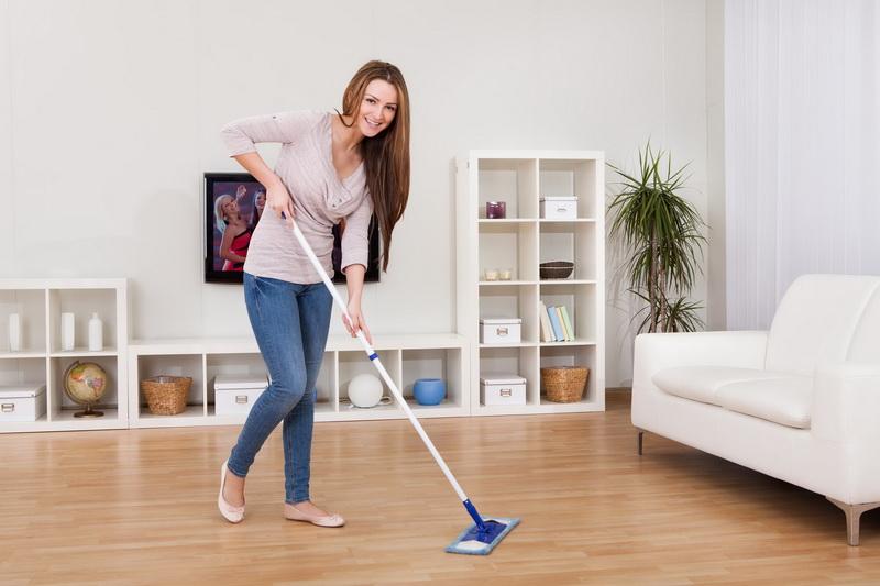 Чистый дом-фото