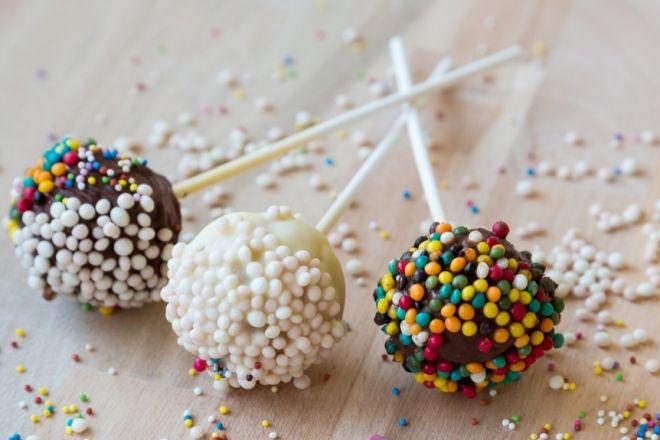 Cake pops-как украсить