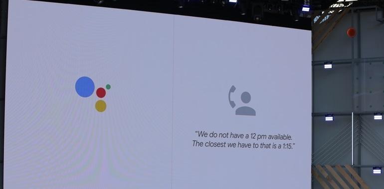 Google Assistant-сервис