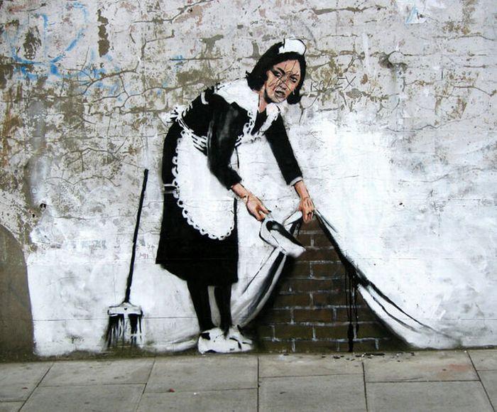 Граффити-расхламление