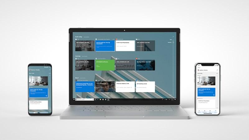 Microsoft Build 2018-Timeline