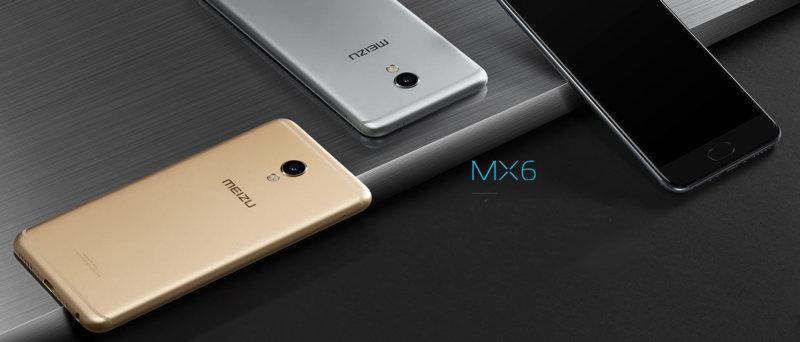 Модельный ряд смартфонов Meizu - meizu mx6
