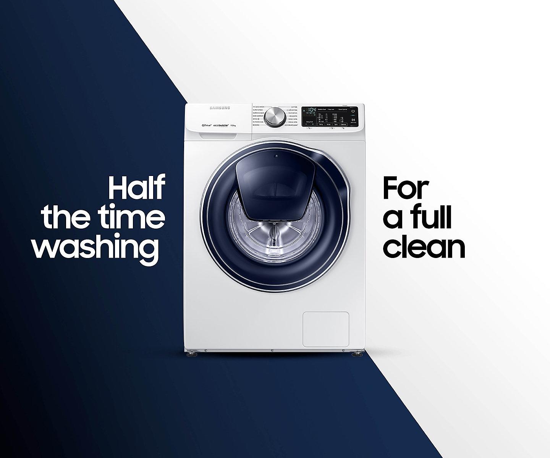 Новая линейка стиральных машин Samsung Qdrive 2018 - инновационная стиральная машина