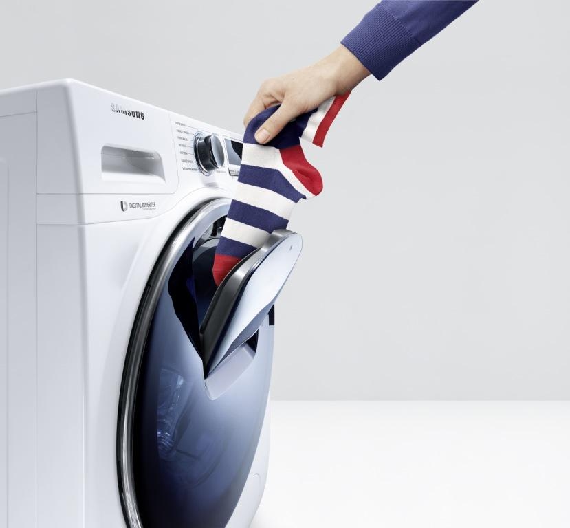 Новая линейка стиральных машин Samsung Qdrive 2018 - технология Addwash