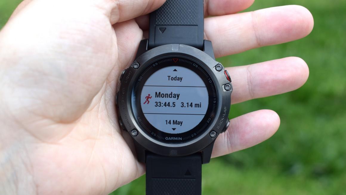 Обзор смарт-часов Garmin Fenix 5X Sapphire - Смарт-часы на ладони