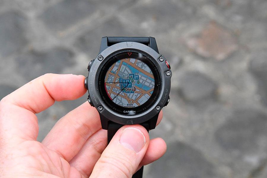 Обзор смарт-часов Garmin Fenix 5X Sapphire - прокладываем маршрут