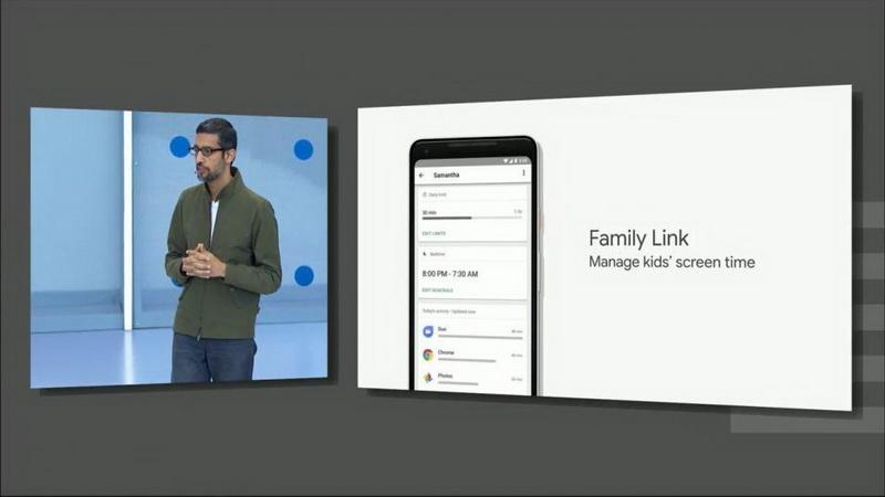 Приложение-Family Link