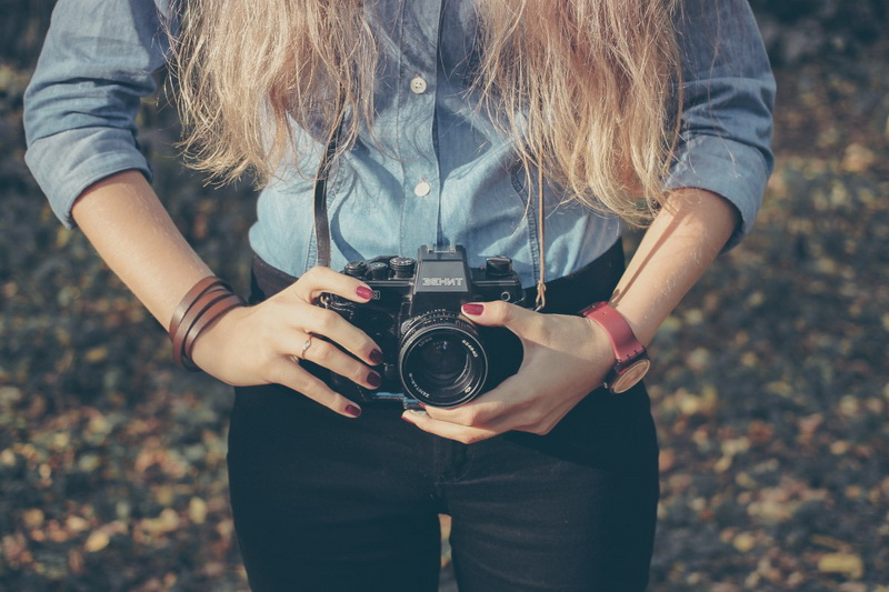 Прогулки с камерой в руках-досуг