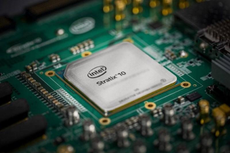 Project Brainwave-процессоры Intel Stratix