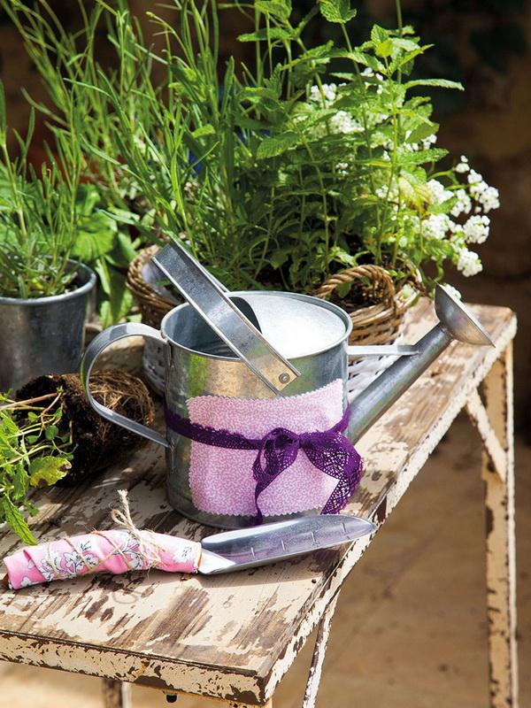 Работы в саду-уютный сад