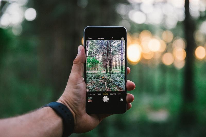 Смартфон-фотосъемка