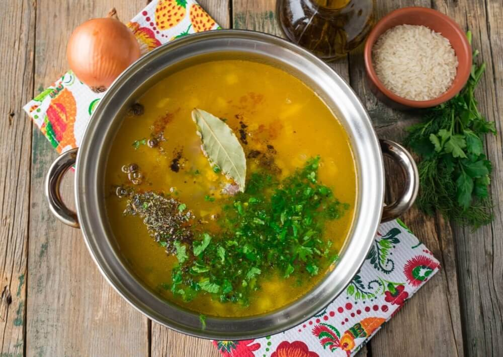 Суп из консервы
